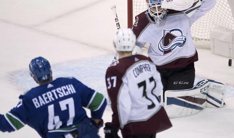 avalanche canucks