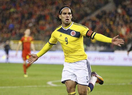 colombia soccer