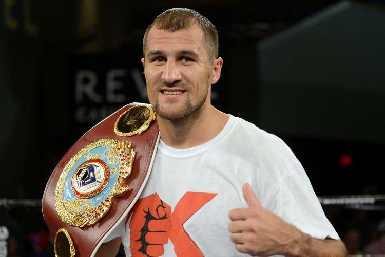 sergey boxer