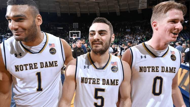 Notre Dame Fighting Irish vs Virginia Cavaliers