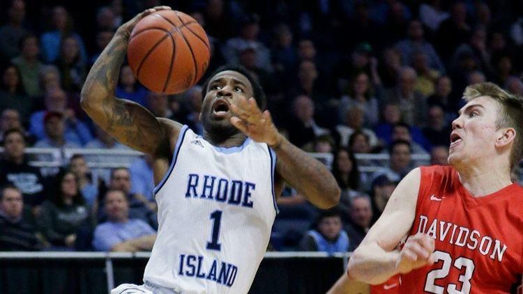 Image result for Davidson vs Rhode Island basketball