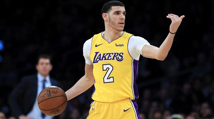 lonzo lakers