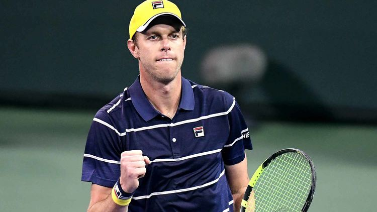 Querrey Indian Wells