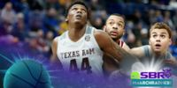 Texas AM Aggies players in action