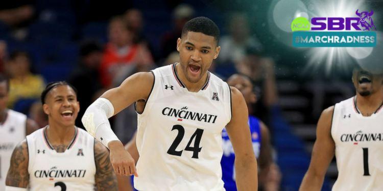 Cincinnati Bearcats player
