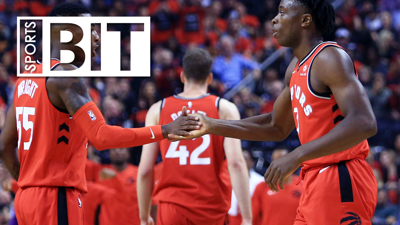 Toronto Raptors at Cleveland Cavaliers | Sports BIT | NBA