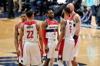 Washington Wizards Squad