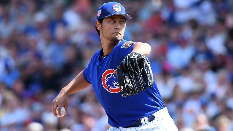 Yu Darvish Chicago Cubs
