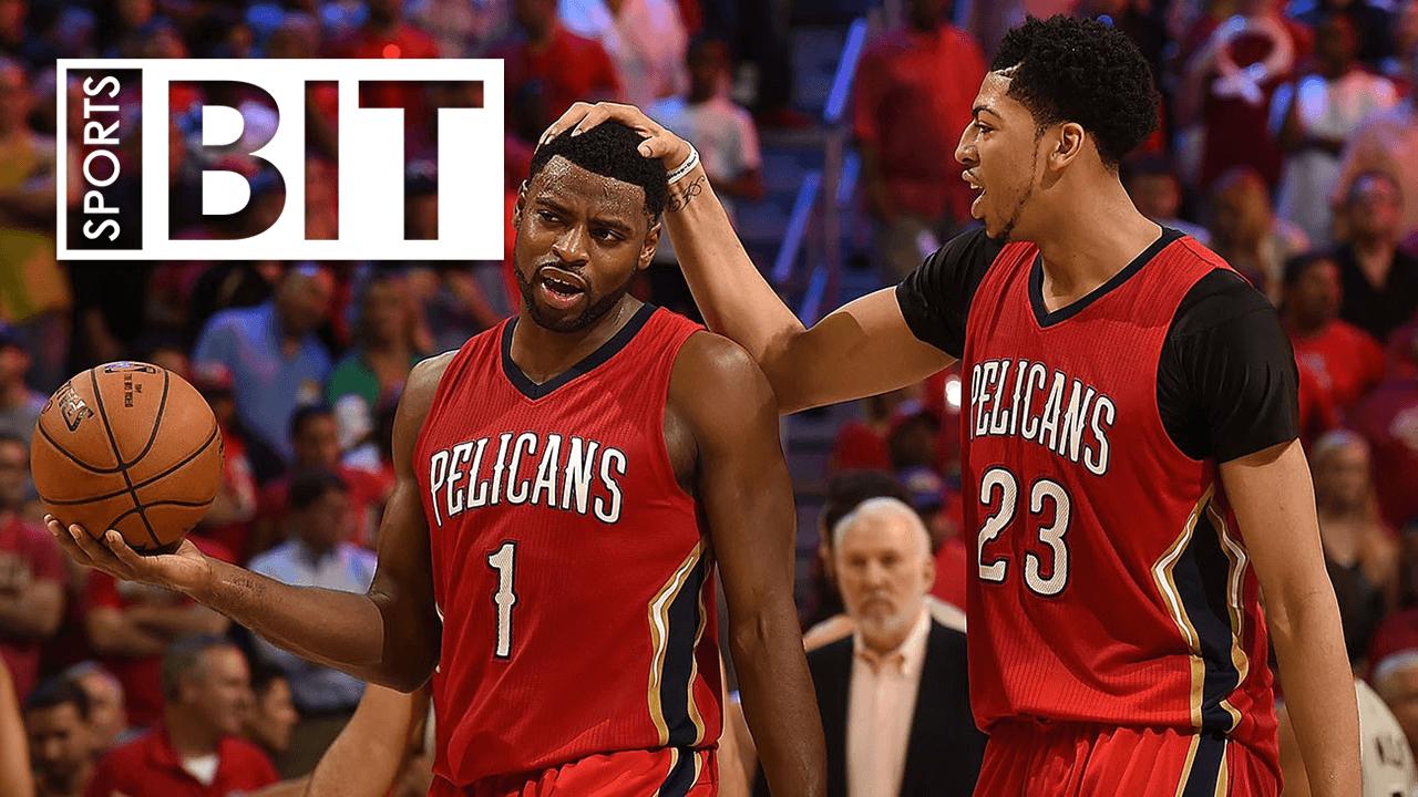 No 6 New Orleans Pelicans Vs 3 Portland Trail Blazers