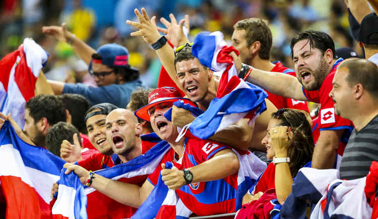 Costa Rica World Cup