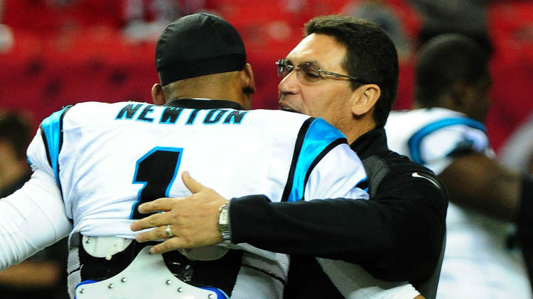 cam panthers