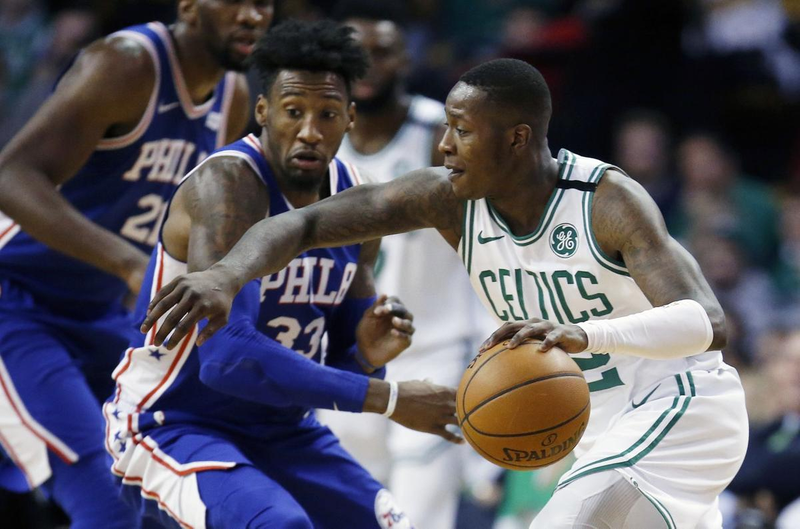 572bdce81cf Next-Man-Up Celtics Live Home Dogs in Opener vs. Sixers - SBRpicks.com