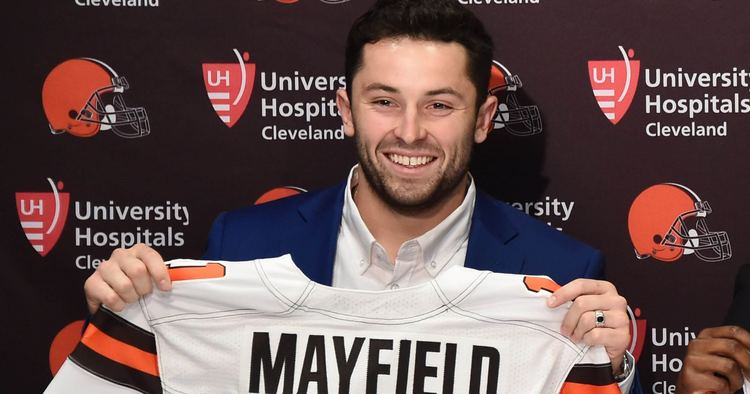 browns mayfield