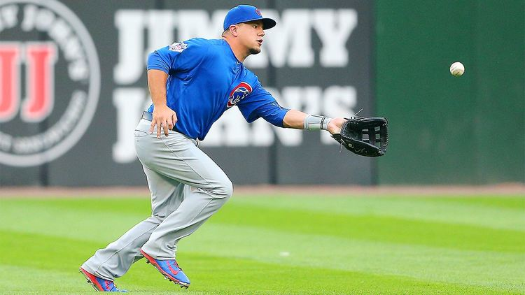 chicago cubs lf