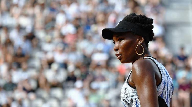 Venus Williams French Open