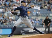 blake snell rays