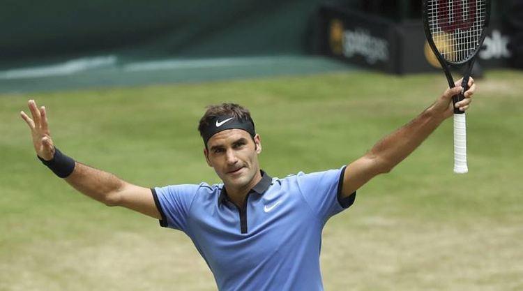Federer Halle