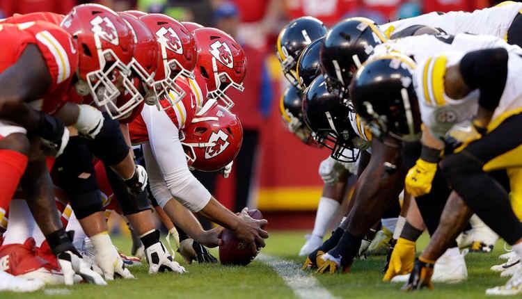 Kansas City vs Pittsburgh Steelers