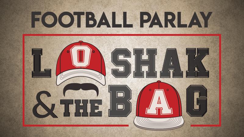 LoBag's Football Betting Parlay | NFL Picks & College Football Predictions  | Week 9