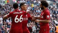 Firmino Salah Liverpool