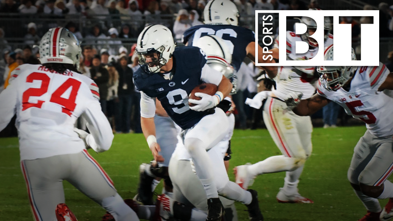 Penn State Vs Ohio State Sports Bit Clips College Football