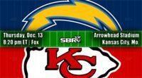 nfl week 15 chargers chiefs