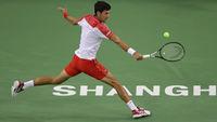 Djokovic Shanghai