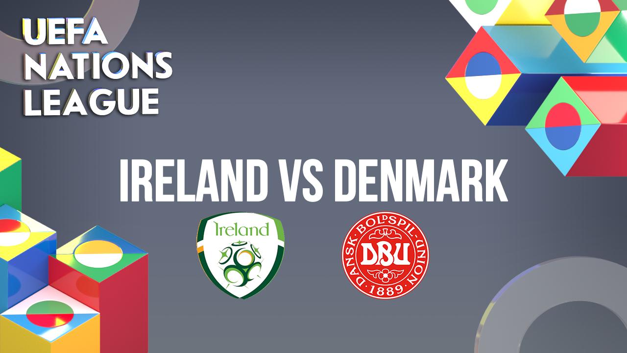 Imagini pentru ireland vs denmark nations league