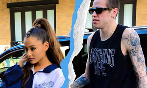 Ariana and Pete