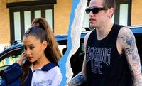 Ariana and Pete