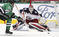 Sergei Bobrovsky vs. Dallas