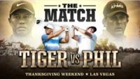 The Match Tiger vs Phill