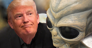 Trump vs Aliens