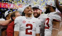 Alabama wins