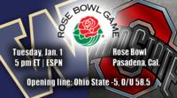 rose bowl nCAAF