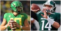 Oregon vs Michigan State