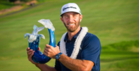 dustin johnson sentry tournament of champions