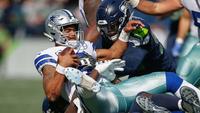 seattle seahawks dallas cowboys wild card playoffs