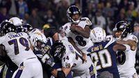 Baltimore Ravens vs LA Chargers