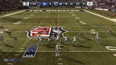 Madden 19 Divisional Simulations: System Perfect In WC Round