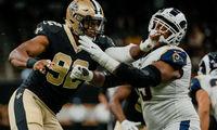 Los Angeles Rams vs New Orleans Saints
