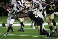 New Orleans Saints vs Los Angeles Rams
