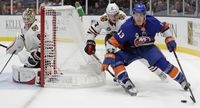 new york islanders chicago blackhawks nhl