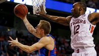 florida gators auburn tigers college basketball