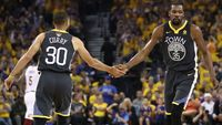 Kevin Durant Stephens Curry