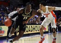 florida gators vanderbilt commodores college basketball ncaab