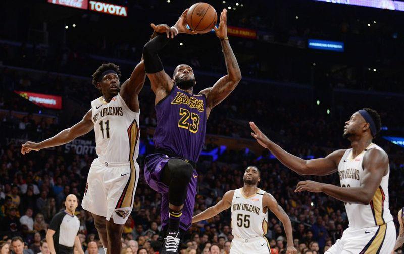 AD Break  Take Lakers Over Visiting Pelicans - SBRpicks.com 18f0390b4