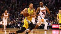 Warriors vs Suns 2019