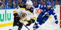 Boston Bruins Tampa Bay Lightning