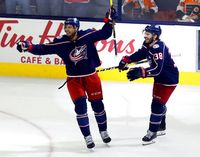 Carolina Hurricanes Columbus Blue Jackets